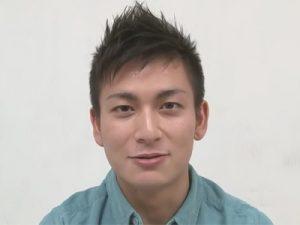 【ゲイ動画】キュートなイケメンのアユム君が大人のテクニックにモロ感しつつリバセックスで休む間もなく2発イキ!