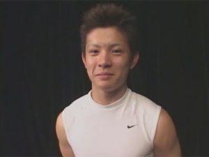 【ゲイ動画】ガッチビイケメン小谷陸斗クンが全身舐め回されてのフェラコキで濃厚ザーメンを暴発射精!