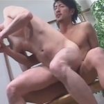 【ゲイ動画】スジ筋の男がアナルセックスで犯されて低い声で喘ぎ続けている姿が見られる!