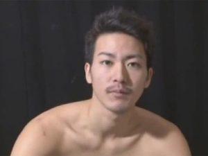 【ゲイ動画ビデオ】長身のスジ筋イケメン中島直人クンがゴーグルマンを相手にちょっとSっぽい責め方でアナルセックス!