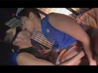 【ゲイ動画】アスリート系イケメンがゴーグルマンにフェラで御奉仕をした後にアナルセックスで犯されてしまう!