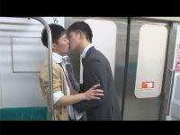 【ゲイ動画】電車や保健室や図書館で同性セックス!年頃のイケメンたちが色んなシチュエーションで盛る2時間!