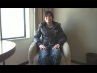 【ゲイ動画】ホモリーマンに買われたジャニ系イケメン!おじさんの焦らす愛撫でたっぷりと可愛がられケツマンをガン掘られ!