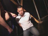 【ゲイ動画】イカニモ系ガチムチ兄貴をSM陵辱!拘束・逆さ吊り・蝋燭責め・尿道責めと鬼畜プレイのオンパレード!